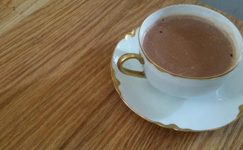 It's My Blog, And I'll Write What I Want To!!  — Chocolat Chaud