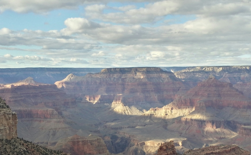Our Amazing Earth – The Grand Canyon